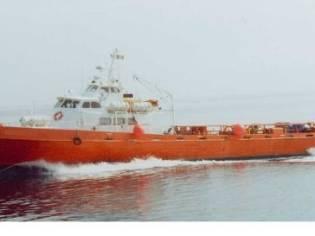 Swiftships Crew Boat n.2