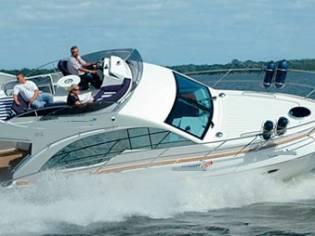 Galeon Boats  Galeon 390 Fly Bodenseezulassung