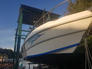 GS NAUTICA 550 OPEN