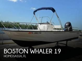 Boston Whaler 190 montauk