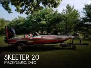 Skeeter TZX 200