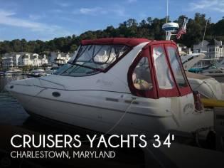 Cruisers Yachts Rogue 3075