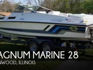 Magnum Marine 27 Sports Sedan