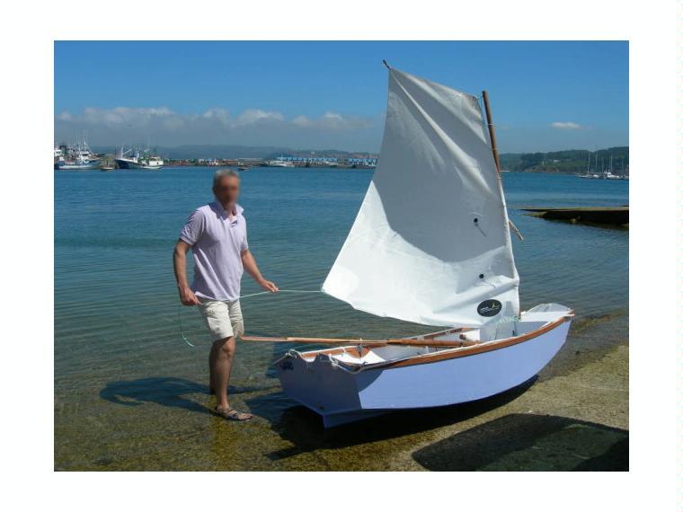 Dinghy d5 en a coru a veleros de ocasi n 49684 cosas for Cosas de segunda mano en coruna