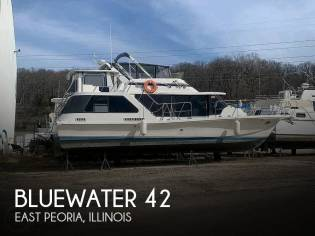 Bluewater 42 Coastal Cruiser