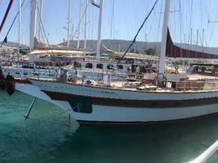 Custom Steel Ketch GULET