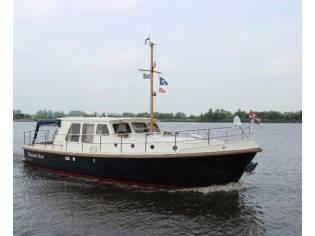 Motor Yacht Forte Kotter 1200