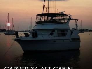 Carver 36 Aft Cabin