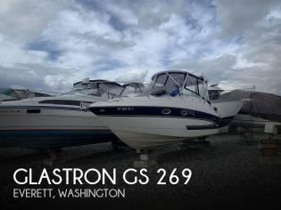 Glastron GS 269