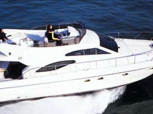 Ferretti Yachts 430