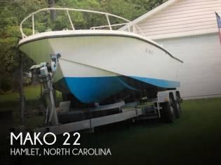 Mako 22 CC