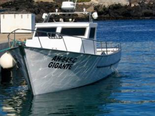 Barco Motor Cabinado