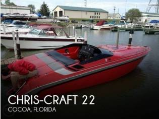 Chris-Craft Stinger 222