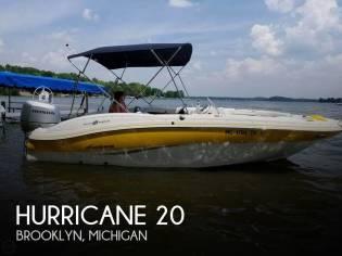 Hurricane 203 Sundeck Sport