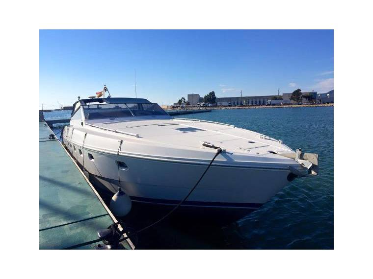 ferretti yachts altura 47 en kent