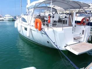 Bavaria Yacht 46 vision