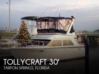 Tollycraft 30' Sport Cruiser