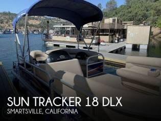 Sun Tracker 18 DLX