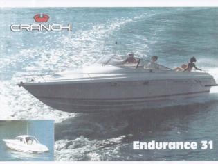 Cranchi Endurance 31