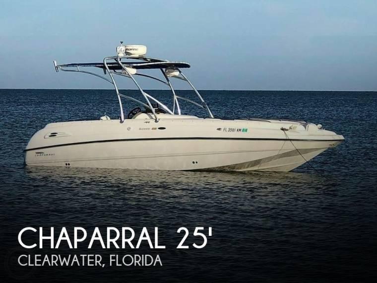 Chaparral 252 Sunesta