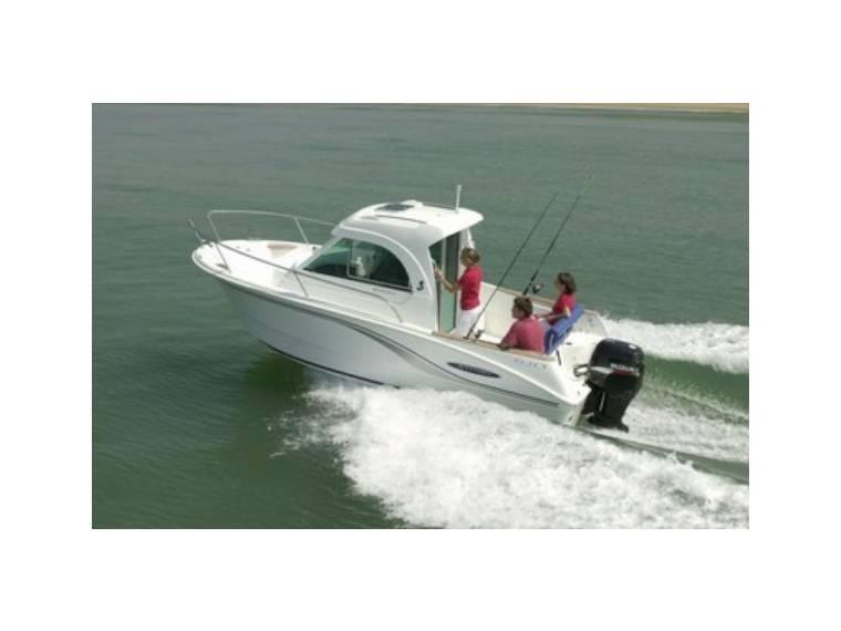Antares 6.20 Fishing