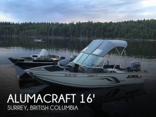 Alumacraft Classic 165