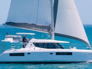 Leopard Catamarans 45