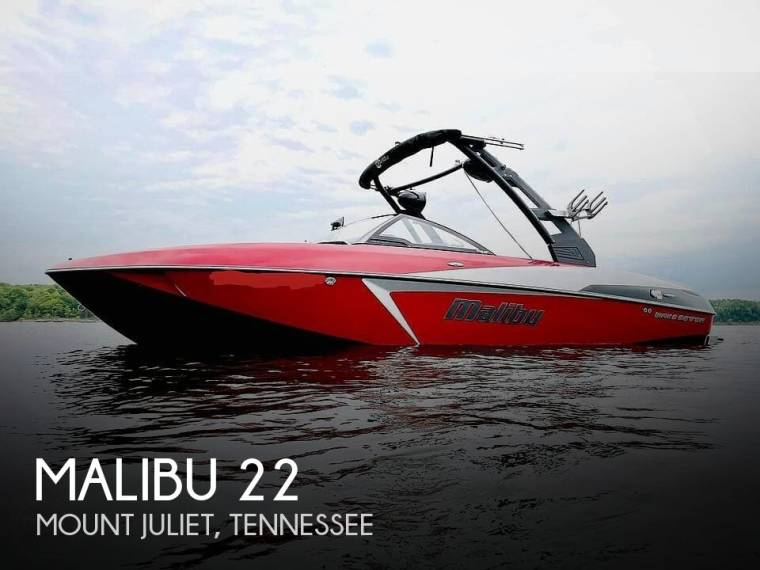 Malibu VLX 22 Wakesetter