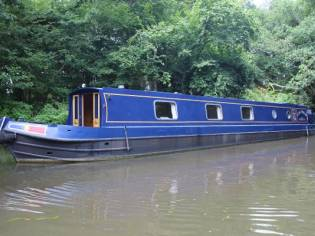 Narrowboat 57' Northwich Boat Company