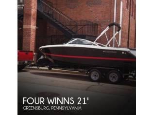Four Winns H210
