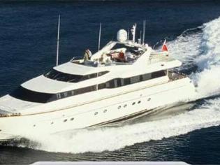 Falcon 106 Motor Yacht