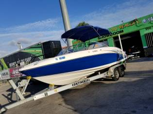 For Sale 2006 Yamaha SX230 Jetboat 23 fts -Trailer