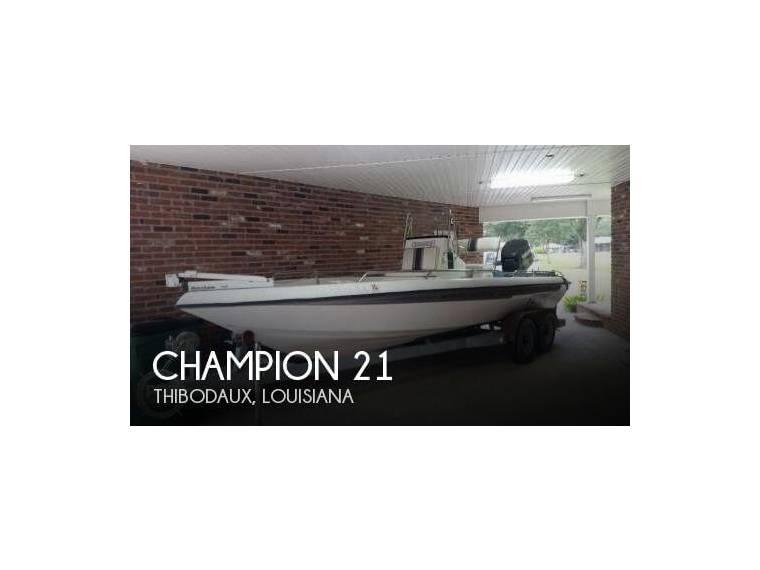21 Bay Champ
