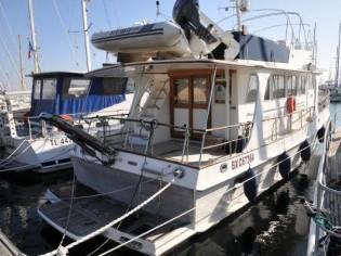 American Marine Grand Banks 52 Europa