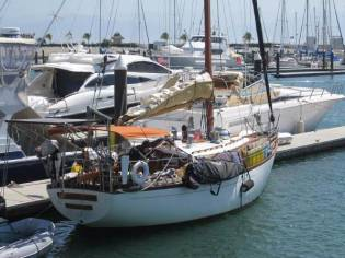 Cheoy Lee 38 Sloop