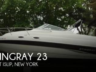 Stingray 240CS