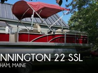 Bennington 22 SSL