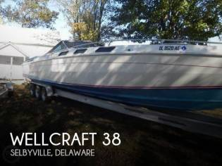 Wellcraft Scarab 38