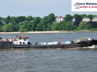 ex Tanker 252 ton / hull for Live aboard vessel