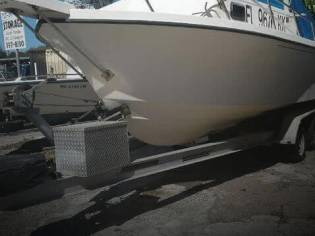 Parker Marine 2520 DV Pilothouse