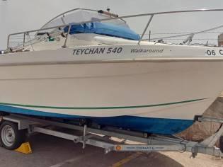 Mery Nautic Teichan 540 Walkaround