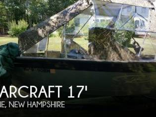 Starcraft Fishmaster 176 DC