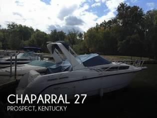 Chaparral 29