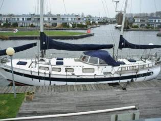 Hudson Enterprise, Taiwan. Formosa 51 CC Ketch