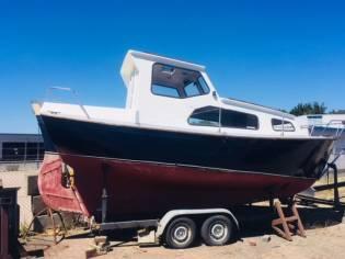 Zeilboot 750