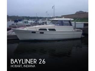 Bayliner 2670 Explorer
