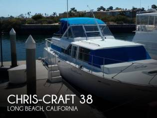 Chris-Craft 38 Constellation