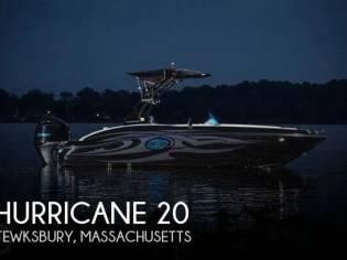 Hurricane 203 Crossfire