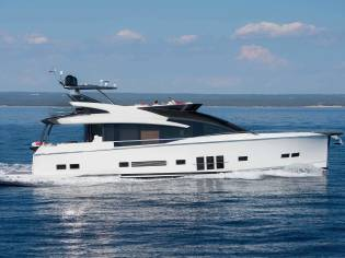 Adler Suprema Hybrid Yacht 23M