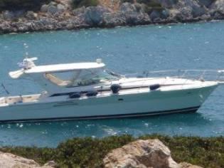 Riviera 4000 off shore